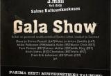 Gala Show plakat