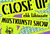 Plakat - CLOSE UP ehk lähivaate mustkunsti show