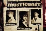 Plakat - Close-up mustkunstishow: Charlekas, Miika Pelkonen, Kubo